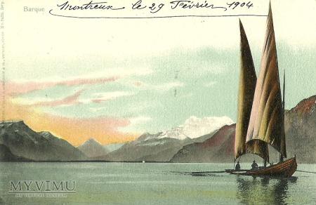 Szwajcaria - Barque