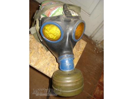 Maska przeciwgazowa niemiecka - M38