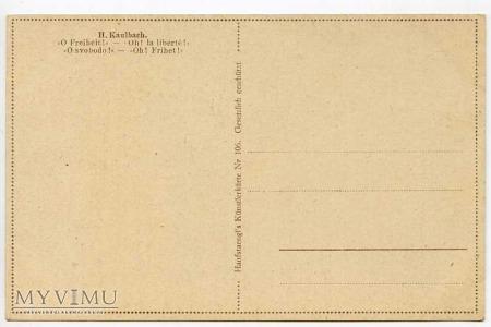 Kaulbach - Zakonnica - Wolności!