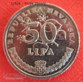 Duże zdjęcie 50 LIPA - Chorwacja (1993)