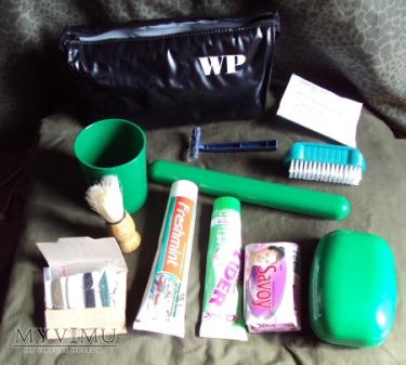 Zestaw przyborów do higieny osobistej