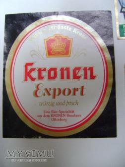 Kronen Export