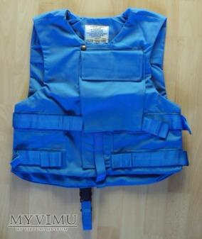 kamizelka UN blue