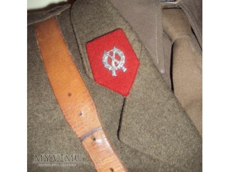 Mundur służbowy wojsk lądowych