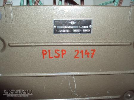 Łącznica polowa ŁP-10-MR