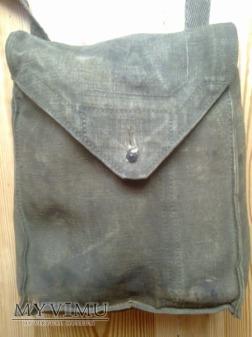 Maska p-gaz. wz.32 w torbie brezentowej
