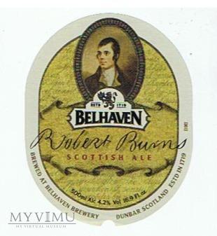 BELHAVEN robert burns scottish ale