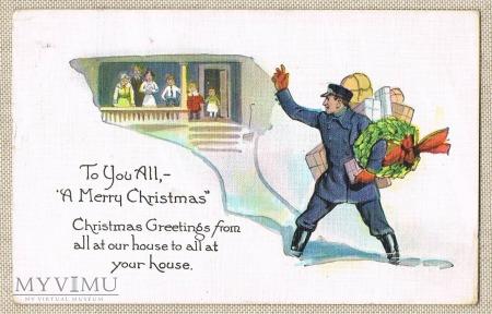 1923 Wesołych Świąt
