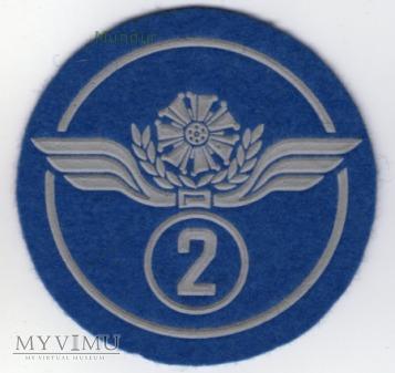Oznaka specjalisty - mechanik lotniczy 2kl