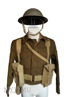 Żołnierz brytyjski
