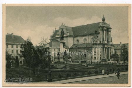 W-wa - Kościół Karmelitów - 1930 ok.