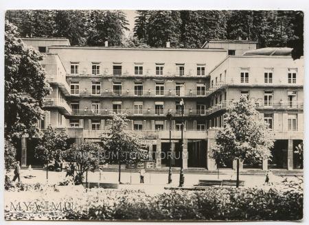 Krynica - Nowy Dom Zdrojowy - 1966