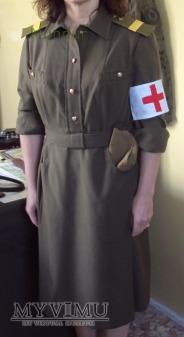 Mundur służbowy kobiecy - sukienka