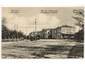 W-wa - Dworzec Petersburski - przed I W.Św.
