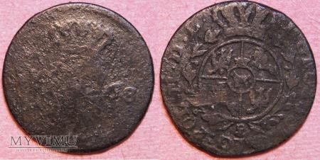 1768, Grosz koronny g
