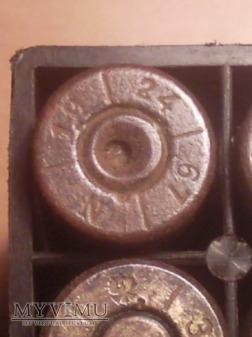 Polska łuska naboju Mauser 7,92
