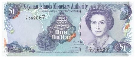 Kajmany - 1 dolar (2006)