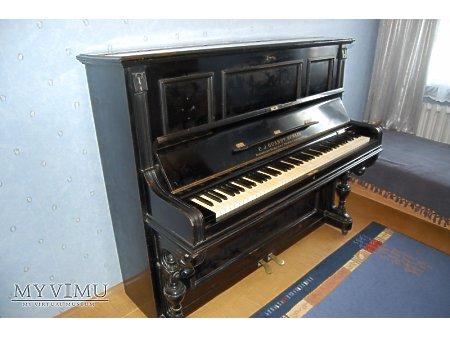 Duże zdjęcie pianino C.J.Quandt Berlin