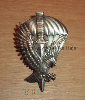 62 KS Kompania Specjalna Commando - odznaka