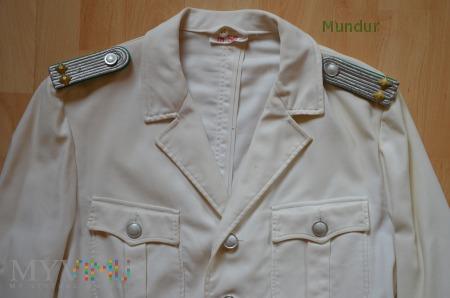 Volkspolizei - biały (kremowy) letni mundur