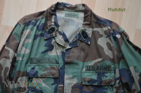 US ARMY: mundur polowy z lat 90-tych - bluza