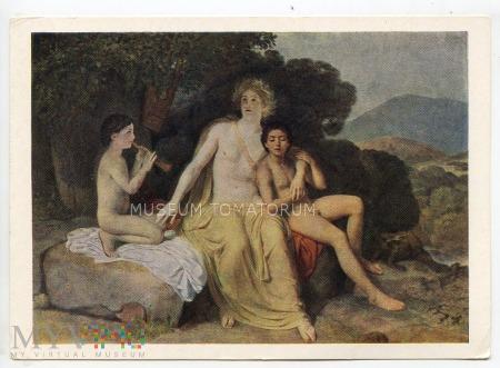 Iwanow - Apollo, Hiacynt i Kiparis