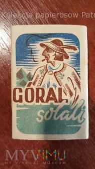 Duże zdjęcie Bibułki GÓRAL Solali 100 szt.
