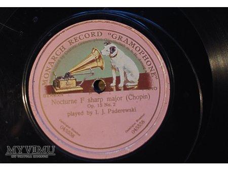 Duże zdjęcie Nocturne F sharp major - Chopin Op. 15 No. 2