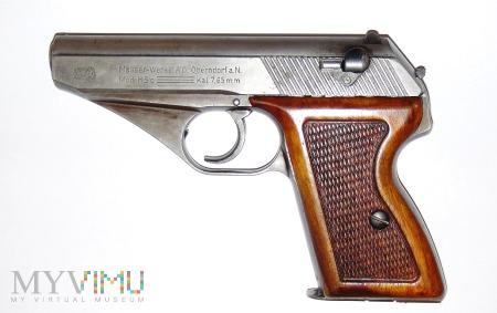 Pistolet Mauser HSc
