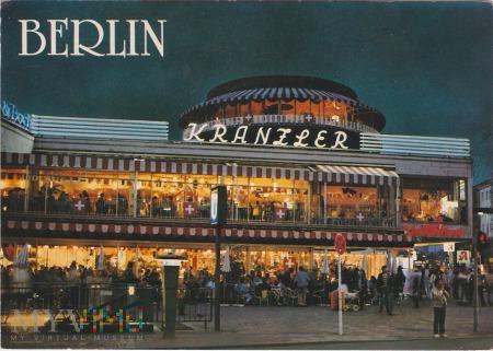 Duże zdjęcie Berlin Café Kranzler am Kurfürstendamm