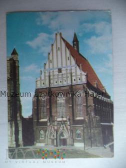 NYSA Gotycka katedra św . Jakuba (1403-1430 r.)