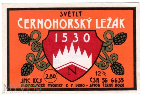 Černohorský Ležák