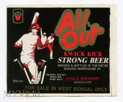 Bangalore, kwick kick