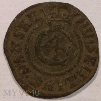 4 skiling Hebrajskie 1645 Chrystian IV Oldenburg