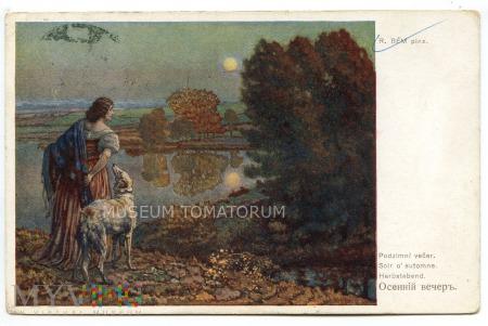 Bem - Jesienny wieczór - 1913