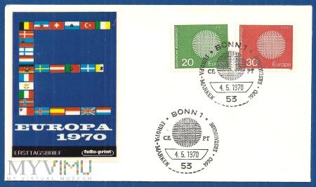 Fdc-Niemcy.1970.7