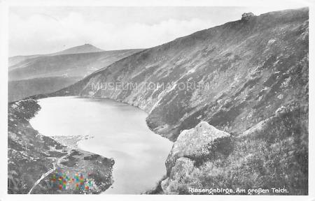 Karkonosze - Gross Teich, Wielki Staw - lata 20-te