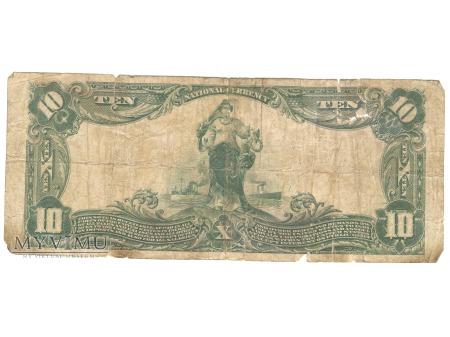 10 USD 1902