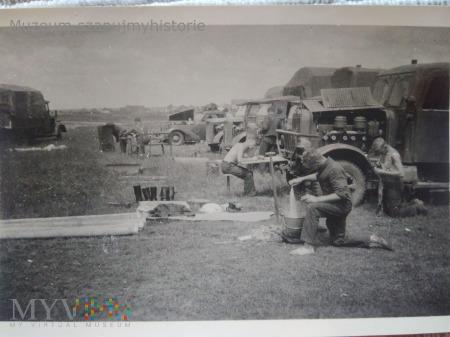 ciężarówki wehrmachtu