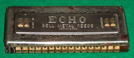 M. Hohner Echo Bell Metal Reeds Made in Germany