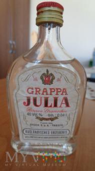Stock Grappa Julia