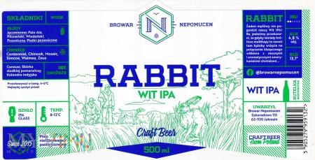 Rabbit WIT IPA