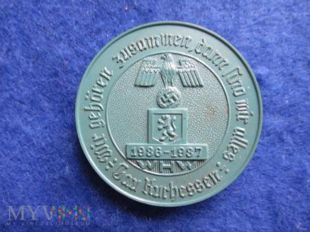WHW-Gau Halle-Merseburg 1936-37