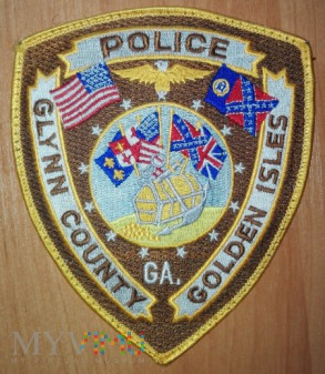 Glynn county police