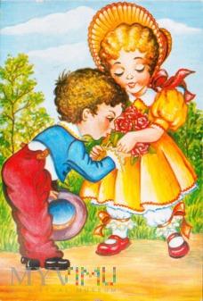 Chłopiec i dziewczynka