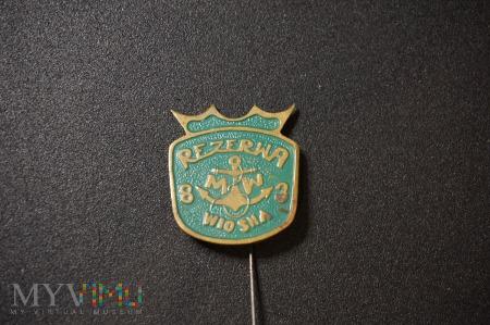 Odznaka Rezerwy MW - Wiosna 83
