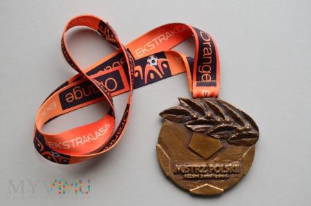 Duże zdjęcie Medal za Mistrzostwo Polski 2005/2006