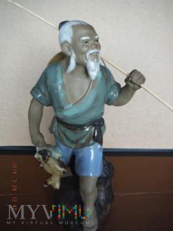 mudman z rybami II