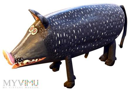 Eugeniusz Zegadło - Świnia