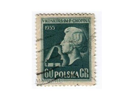 1954 Konkurs Pianistyczny im. F. Chopina